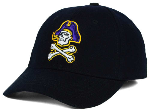East Carolina Pirates Top of the World NCAA PC Cap Hats