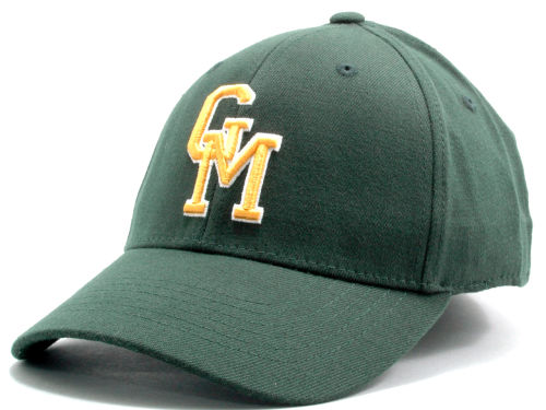 George Mason Patriots Top of the World NCAA Team Color PC Cap Hats