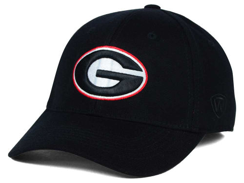Georgia Bulldogs Top of the World NCAA PC Cap Hats