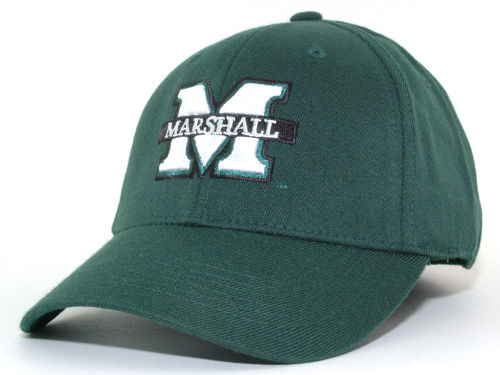 Marshall Thundering Herd Top of the World NCAA PC Cap Hats