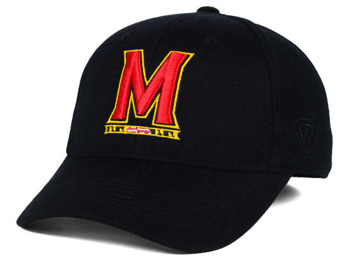 Maryland Terrapins Top of the World NCAA PC Cap Hats