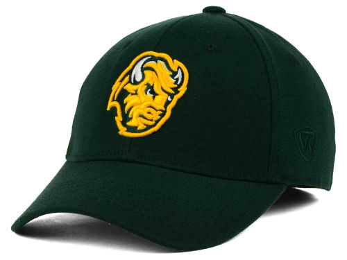 North Dakota State Bison Top of the World NCAA PC Cap Hats