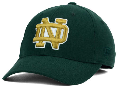 Notre Dame Fighting Irish Top of the World NCAA PC Cap Hats