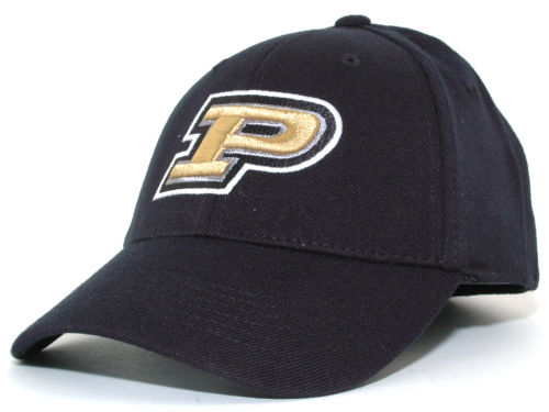 Purdue Boilermakers Top of the World NCAA Team Color PC Cap Hats