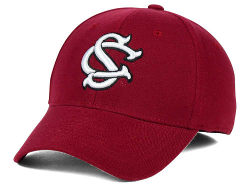 South Carolina Gamecocks Top of the World NCAA PC Cap Hats