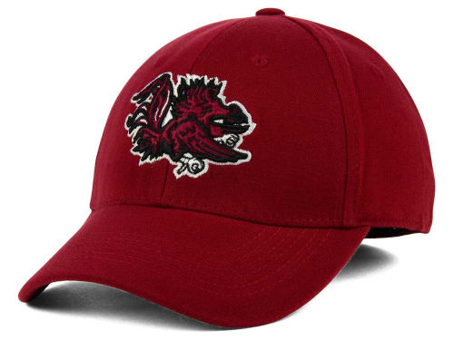 South Carolina Gamecocks Top of the World NCAA Team Color PC Cap Hats