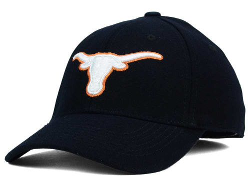 Texas Longhorns Top of the World NCAA Team Color PC Cap Hats