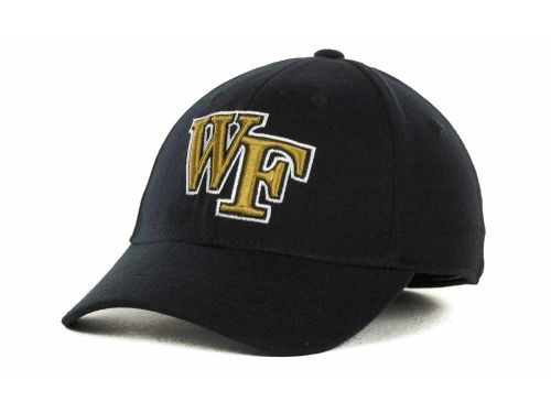 Wake Forest Demon Deacons Top of the World NCAA Team Color PC Cap Hats