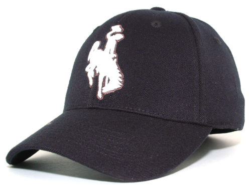 Wyoming Cowboys Top of the World NCAA PC Cap Hats