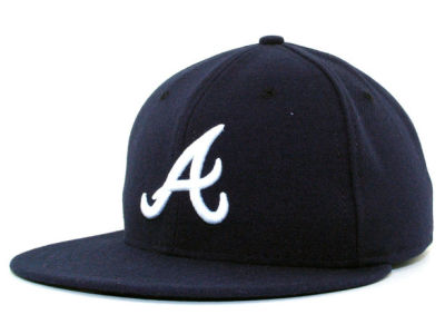 Atlanta Braves MLB Authentic Collection 59FIFTY Hats