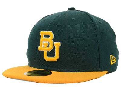 Baylor Bears NCAA 2 Tone 59FIFTY Hats
