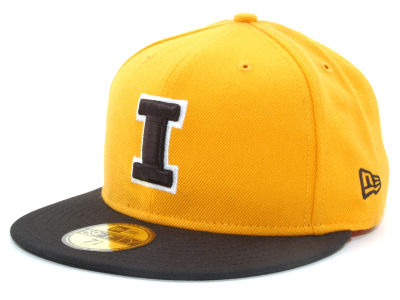 Iowa Hawkeyes NCAA 2 Tone 59FIFTY Hats