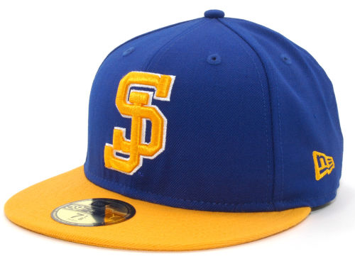 San Jose State Spartans New Era NCAA 2 Tone 59FIFTY Cap Hats