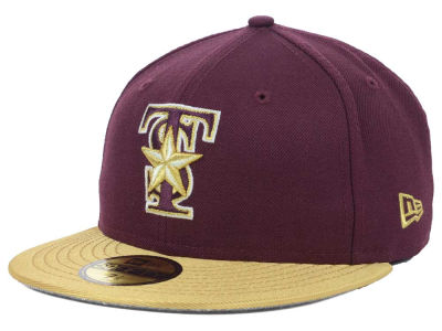 Texas State Bobcats NCAA 2 Tone 59FIFTY Hats