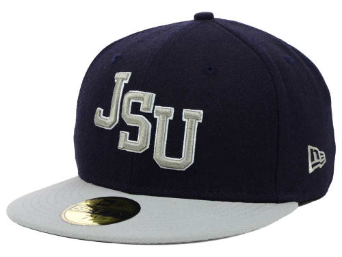 Jackson State Tigers New Era NCAA 2 Tone 59FIFTY Cap Hats
