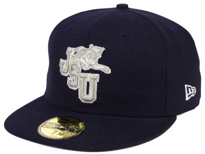 Jackson State Tigers NCAA AC 59FIFTY Hats