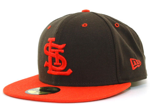 St. Louis Browns New Era MLB Cooperstown 59FIFTY Hats