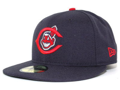 Cleveland Indians MLB Cooperstown 59FIFTY Cap Hats