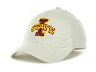 Top of the World NCAA White PC Cap Hats