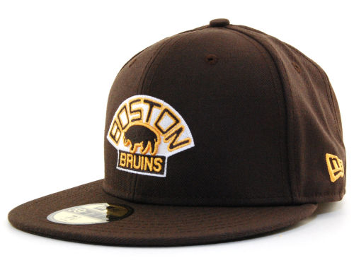 Boston Bruins New Era NHL TM 59FIFTY Hats