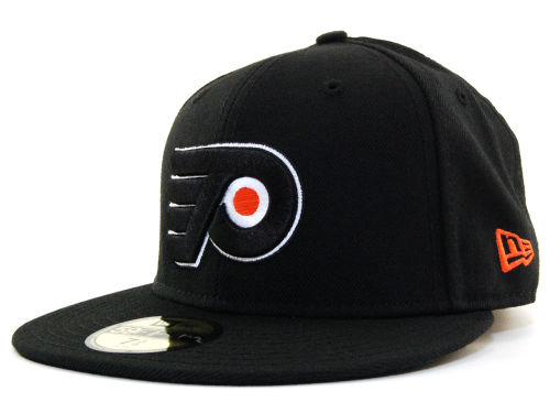 Philadelphia Flyers New Era NHL TM 59FIFTY Hats