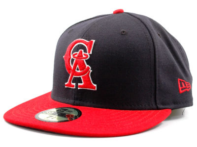 Los Angeles Angels of Anaheim MLB Cooperstown 59FIFTY Hats