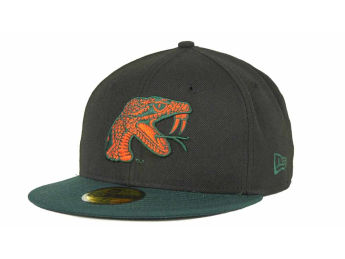 Florida A&M Rattlers New Era NCAA Two Tone 59Fifty images, details and specs