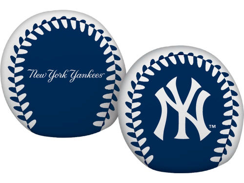 New York Yankees Jarden Sports Softee Quick Toss Baseball 4inch