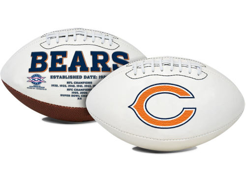 Chicago Bears Jarden Sports Signature Series Football