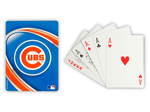 Chicago Cubs Hunter Manufacturing Playing Cards