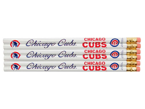 Chicago Cubs Wincraft 6-pack Pencils
