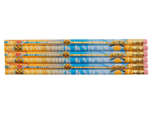 New York Knicks Wincraft 6 Pack Pencils