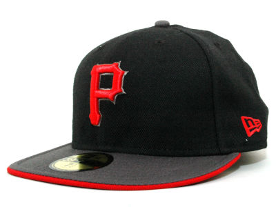 Pittsburgh Pirates MLB Graphite 59FIFTY Hats