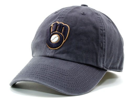 Milwaukee Brewers '47 Brand MLB Cooperstown Current Hats