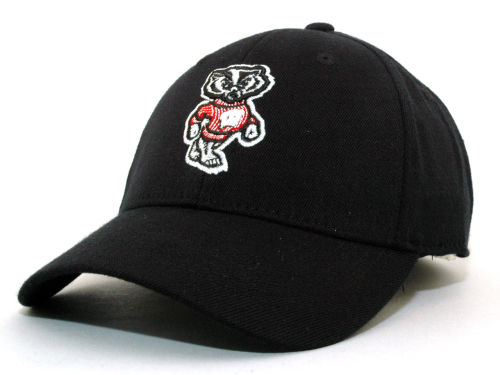 Wisconsin Badgers Top of the World NCAA PC Cap Hats