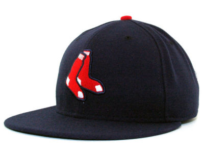 Boston Red Sox MLB Authentic Collection 59FIFTY Hats