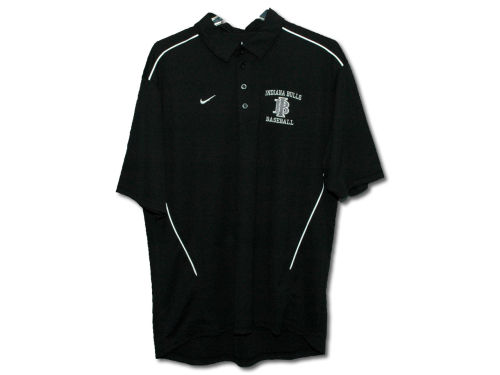 Black LIDS Indiana Bulls Gameday Polo