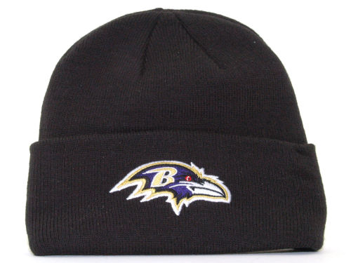 Baltimore Ravens Reebok NFL Basic Knit  Hats