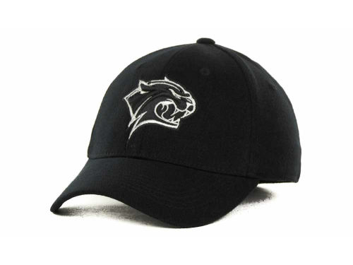 New Hampshire Wildcats Top of the World NCAA Black White Hats