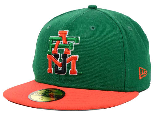 Florida A&M Rattlers New Era NCAA 2 Tone 59FIFTY Hats