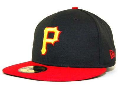 Pittsburgh Pirates MLB Cooperstown 59FIFTY Hats