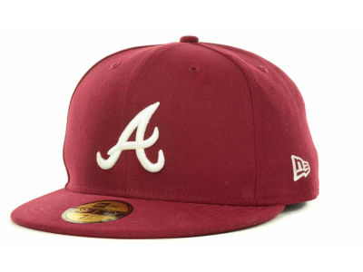 Atlanta Braves MLB C-Dub 59FIFTY Hats