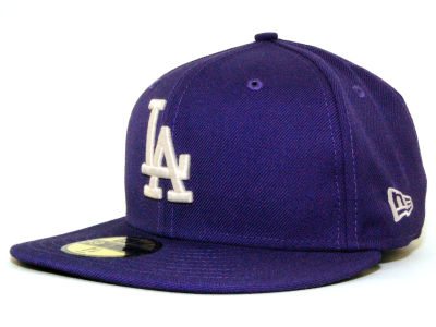 Los Angeles Dodgers MLB C-Dub 59FIFTY Hats