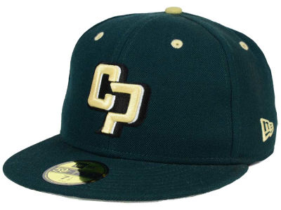California Polytechnic State University Mustangs NCAA AC 59FIFTY Hats