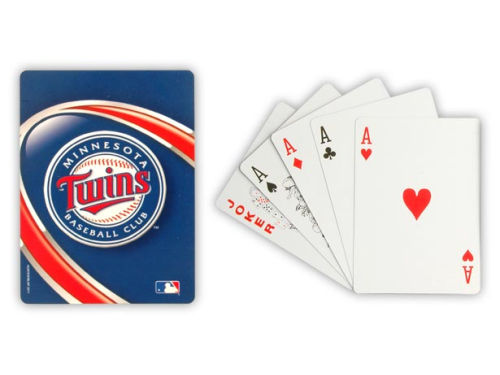 Minnesota Twins Playing Cards