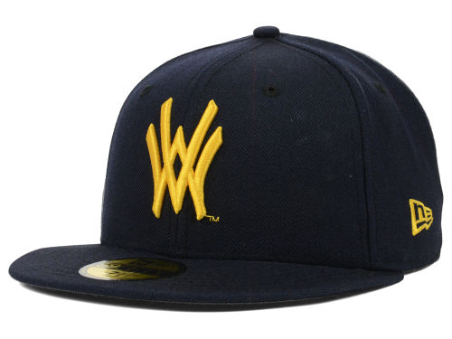 West Virginia Mountaineers New Era NCAA AC 59FIFTY Cap Hats
