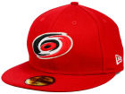 Carolina Hurricanes New Era NHL TM 59FIFTY Cap Fitted Hats