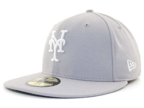 New York Mets New Era MLB C-Dub 59FIFTY Cap Hats