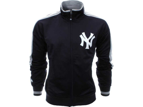 New York Yankees Majestic MLB Therma Base Track Jacket