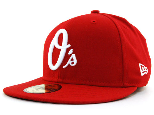 Baltimore Orioles New Era MLB C-Dub 59FIFTY Cap Hats